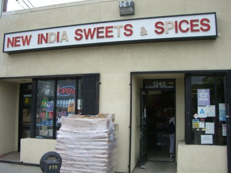 Indian Sweets and Spices