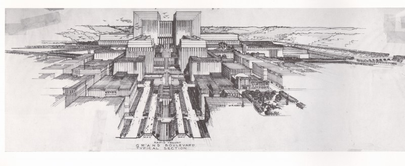 1-Lloyd-Wright-Civic-Center-Plan-1925-(Courtesy-Eric-Lloyd)