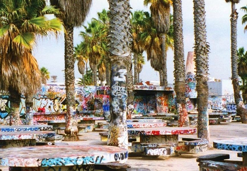 Adidas Skateboarding Recreates Iconic Venice Pavilion At Beyond The Streets L A Taco