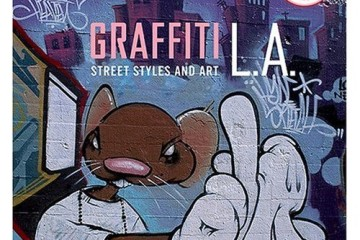 Graffiti L.A. Cover