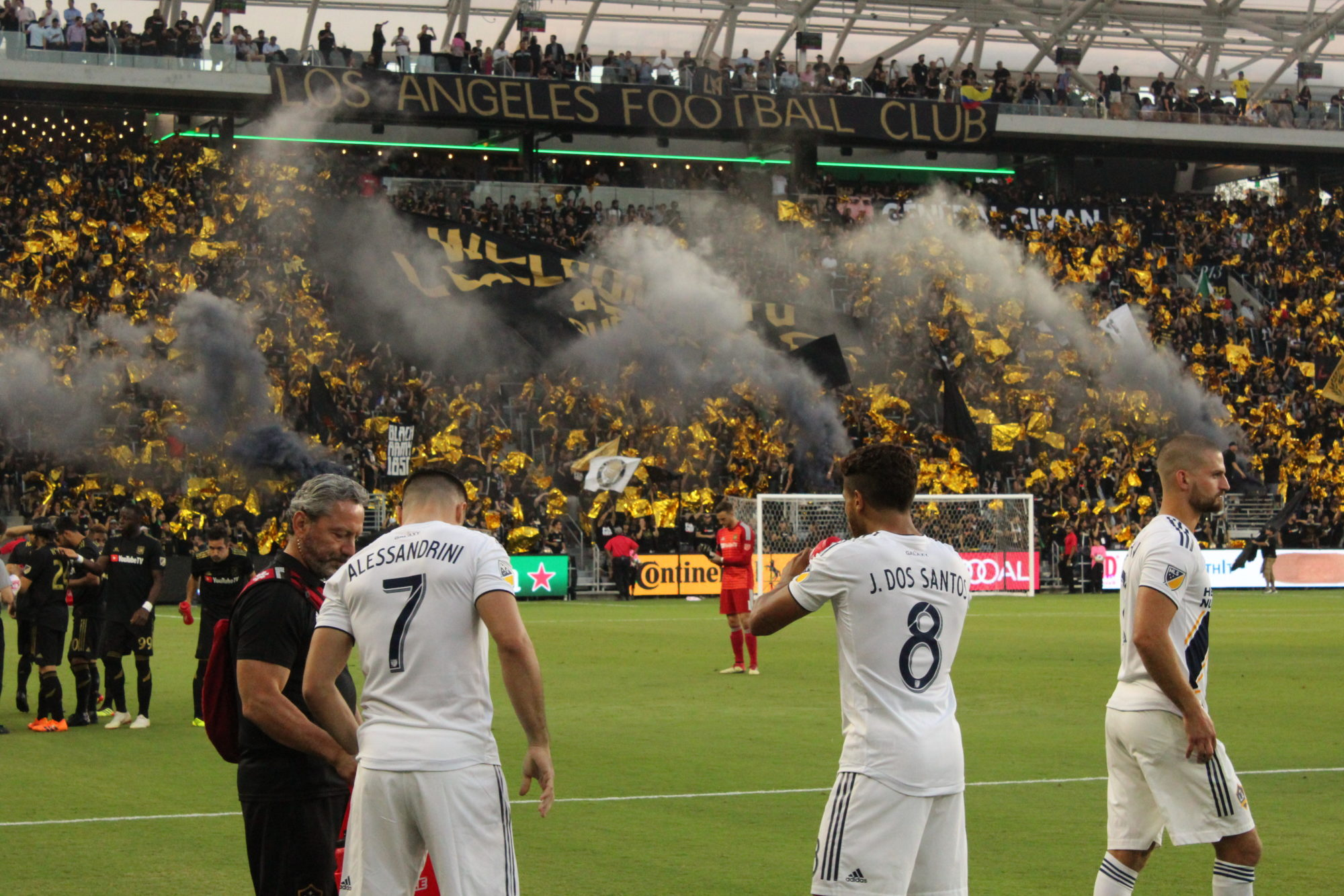 Ghosted: How Tickets to L A 's Biggest Soccer Match
