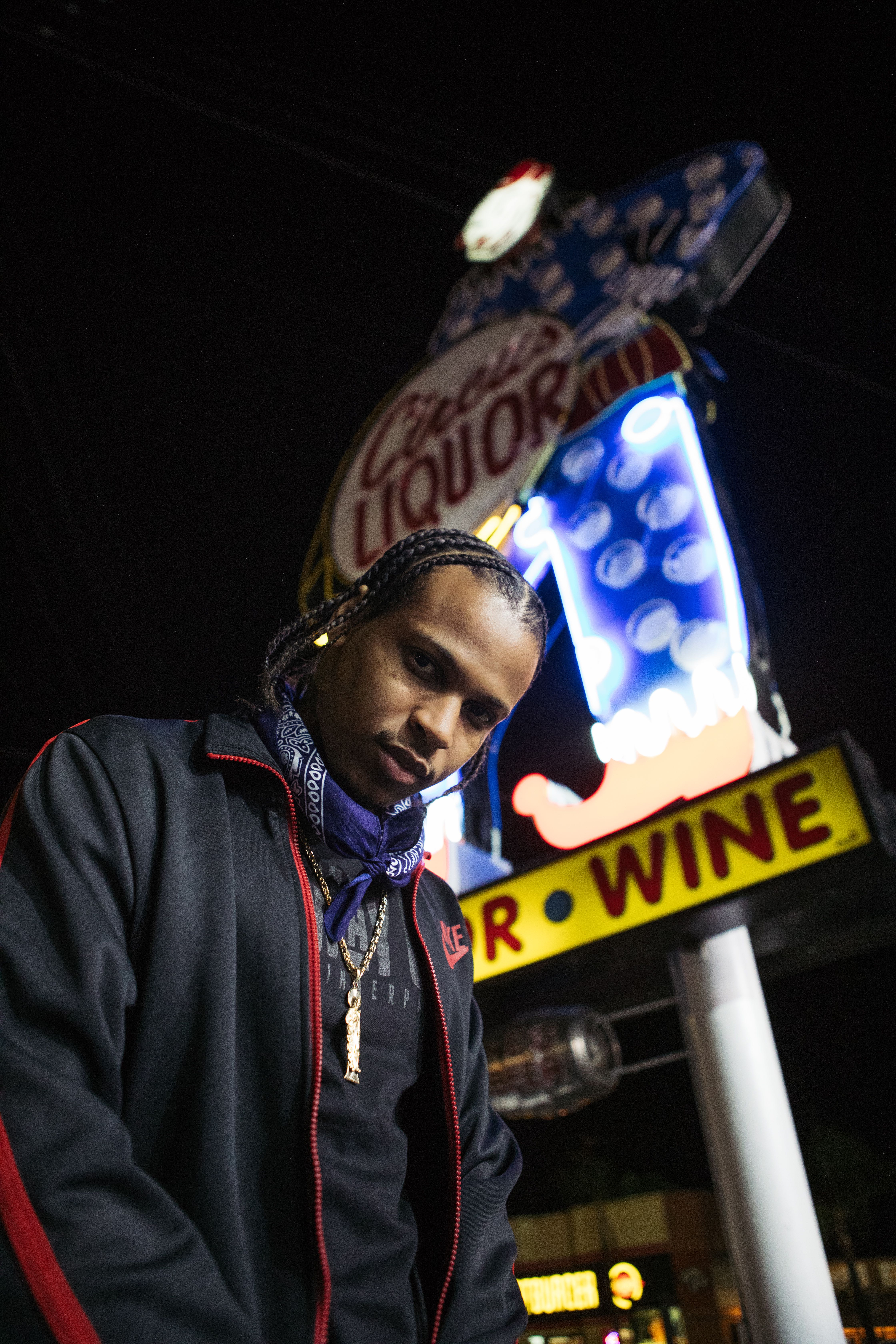 Interview with G Perico: 'Motivational, Gangster, Ratchet as a