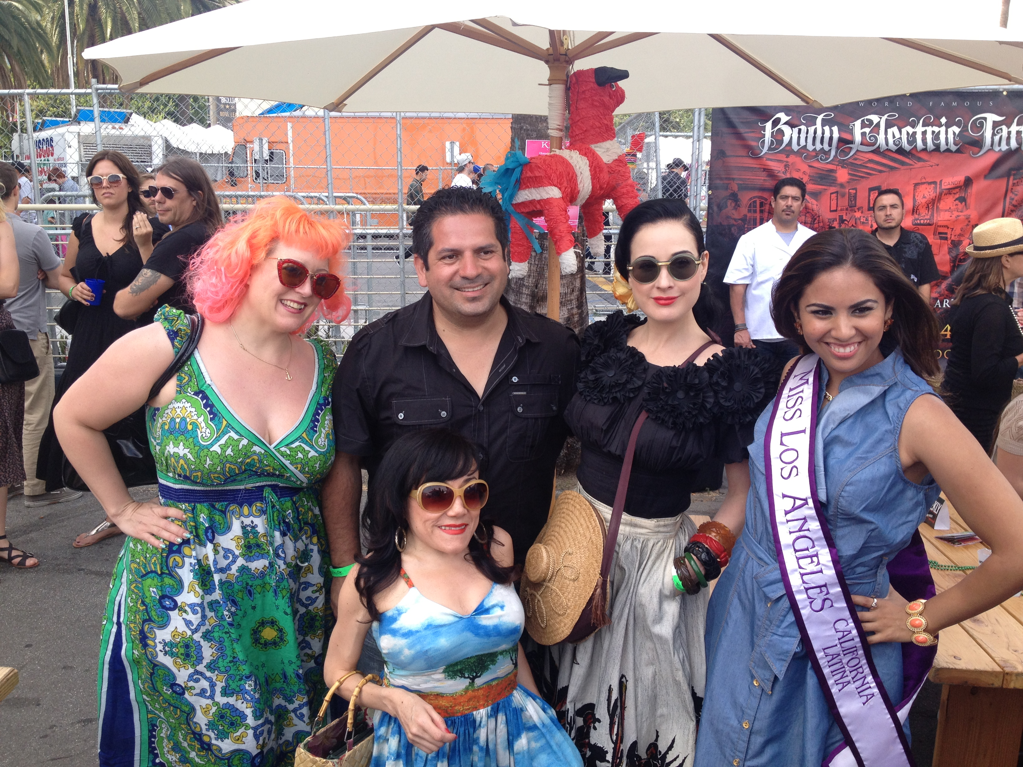 a look back at the first annual tacolandia ~ hollywood ~ l.a. taco
