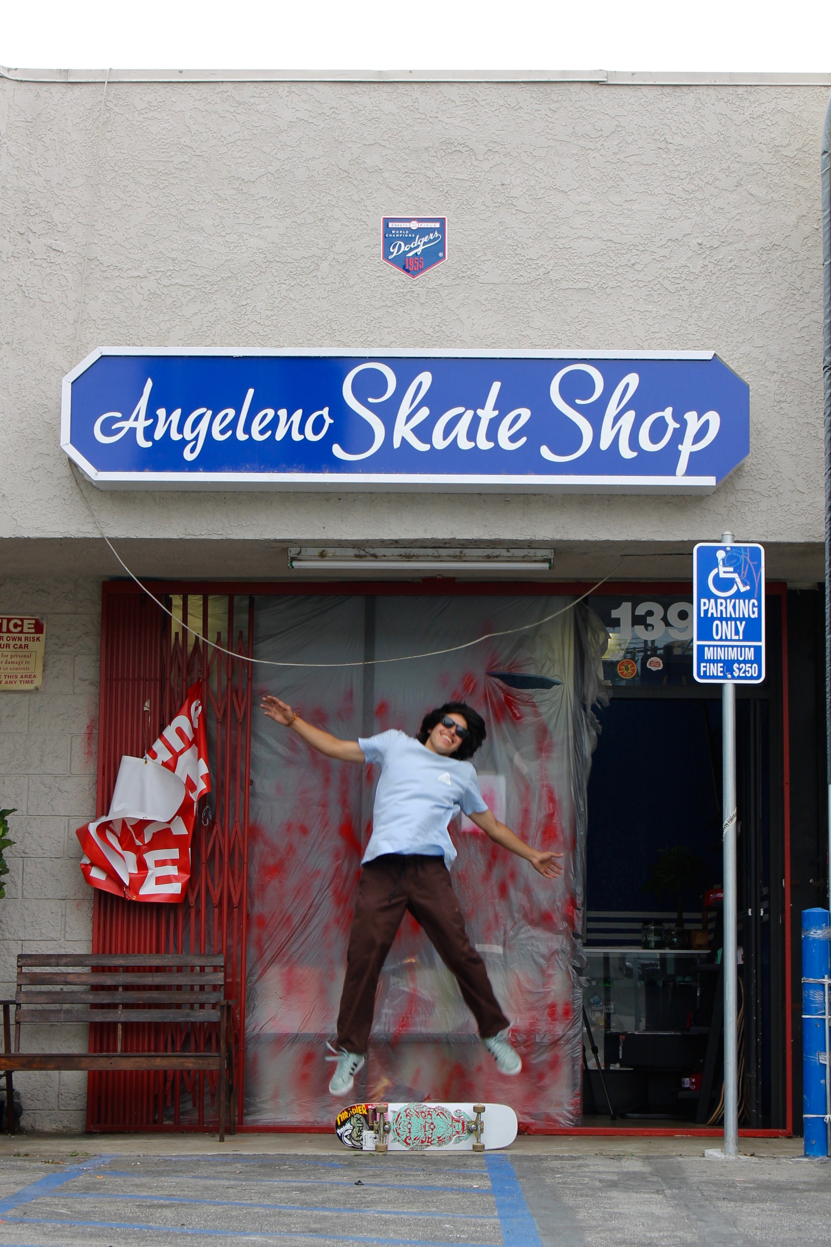 Interview With Michael Cardenas of Angeleno Skate Shop ~ L.A. TACO c42f86201097