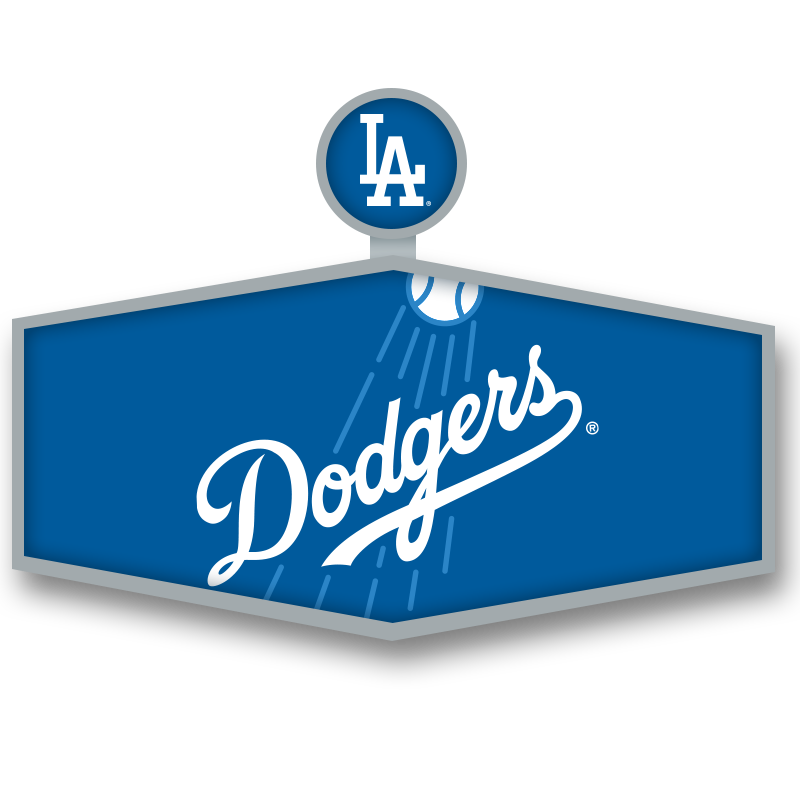 Dodger Player Emojis La Taco