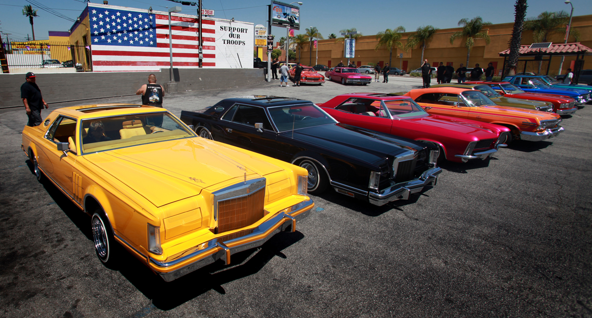 Lifestyle Car Club ~ East Los Angeles ~ L.A. TACO