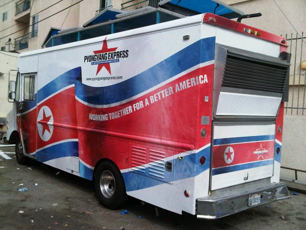 North Korean Taco Truck Pyongyang Express Launches With Real Juche Spirit Direct From Dprk