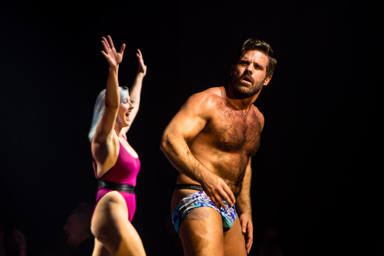 Photos: Lucha VaVoom's Summer Lovin' at The Mayan Theater ...