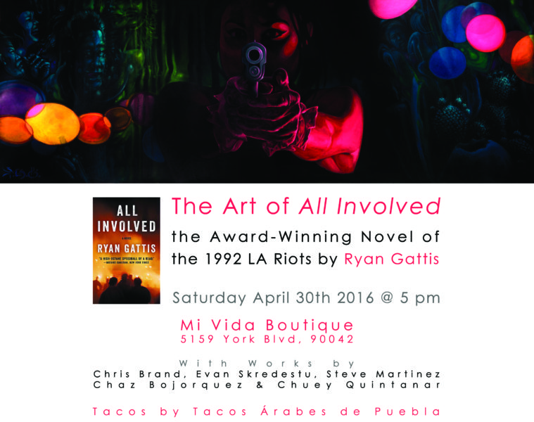 The Art of All Involved5