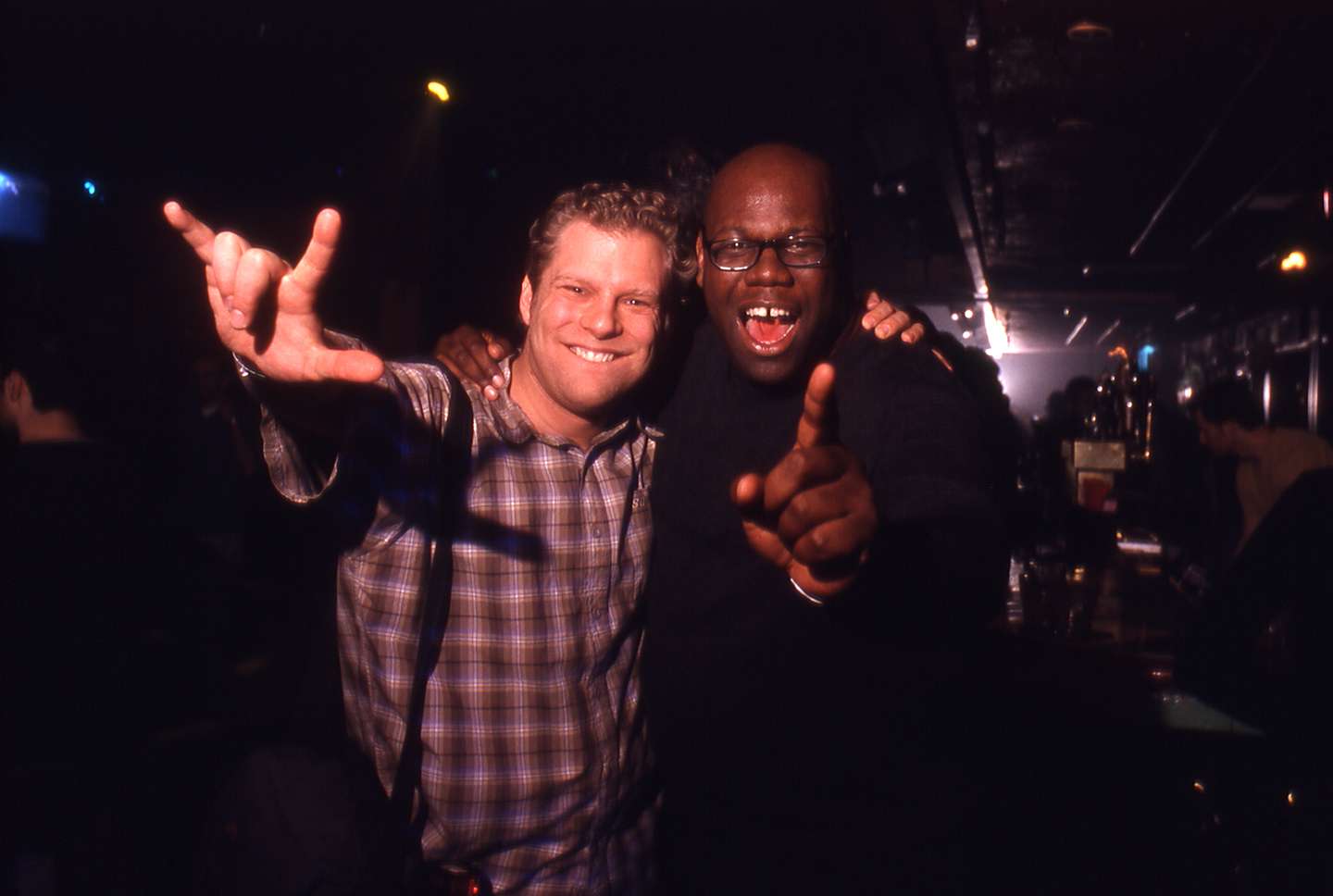 Tullberg and Carl Cox