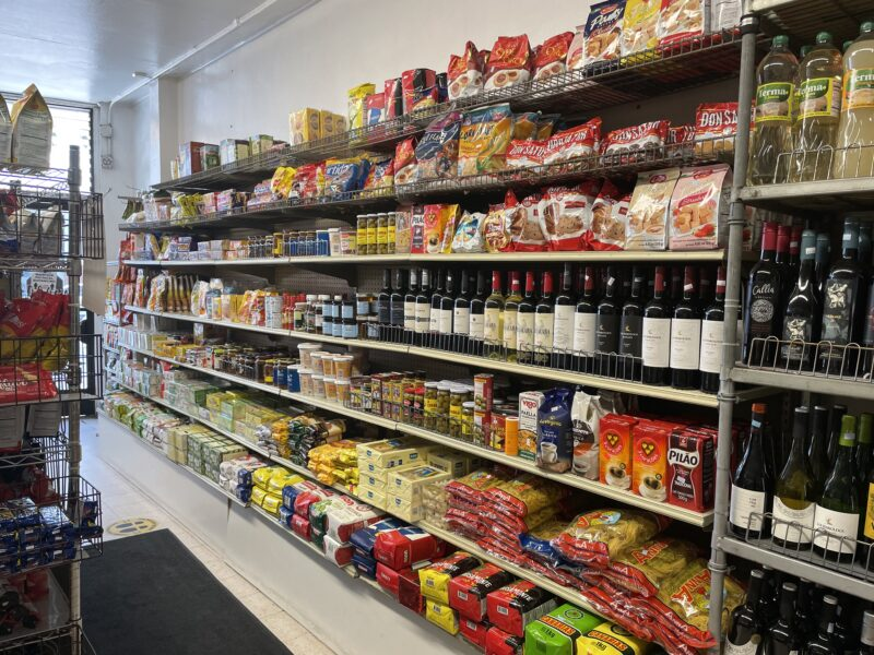 Rincon Argentino carries a variety of imported Argentine goods including yerba mate and Criollitas crackers.