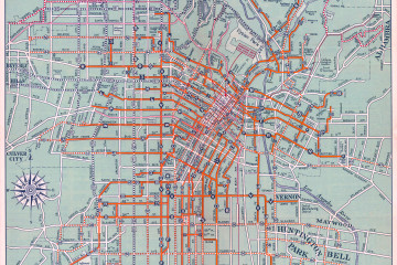 los_angeles_electric_car_bus_map