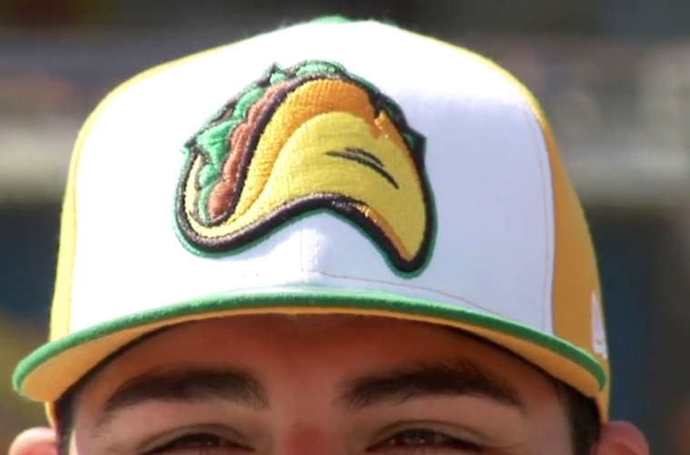 You Know You Want This Fresno Tacos Baseball Hat ~ L.A. TACO 77f460d2263
