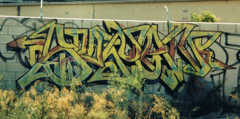 SUMEN - Used to rock burners (like this one ON the 5) regularly in OC.