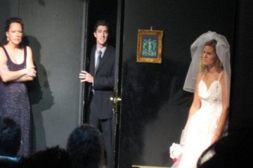 this is my f'ing wedding photo