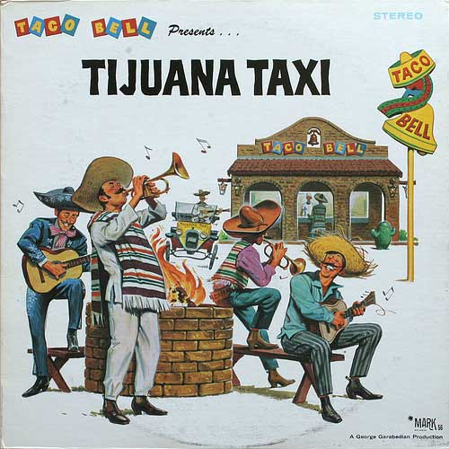 Taco Bell Record with Herb Alpert